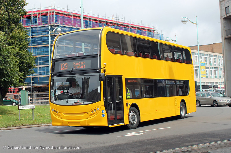 New for Plymouth Citybus