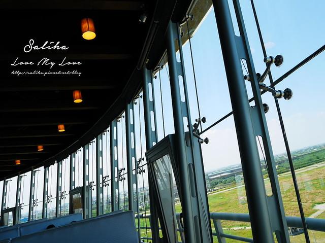 桃園航空港360度旋轉餐廳 (1)
