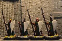 High Elf Guards