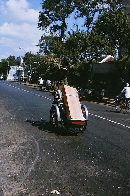 SAIGON 1966 - Đường Hai Bà Trưng