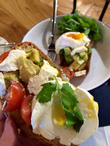 Breakfast & Brunch at De Calf Cafe in Cork City