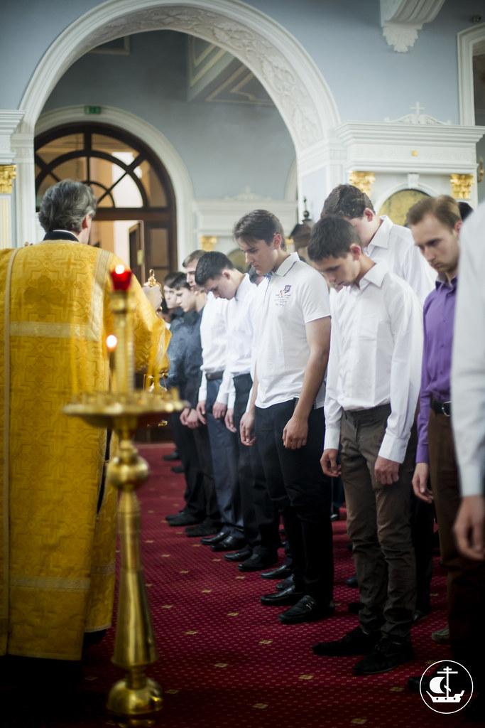 8 августа 2015, Всенощное бдение на кануне дня памяти св. вмч. и целителя Пантелеимона / 8 August 2015, Vigil on the eve of the commemoration day of St Martyr Panteleimon