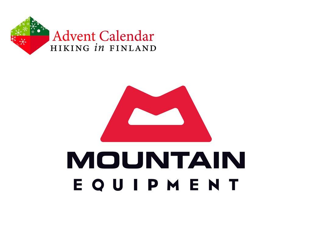 Advent Calendar Mountain Equipment