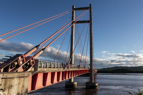 centralamerica bridge puentedelaamistad costarica