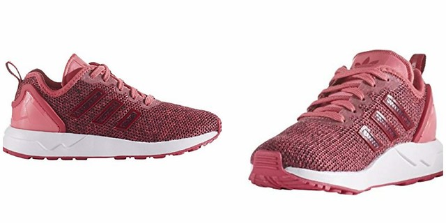 zapatilla Adidas ZX Flux ADV de color rosa
