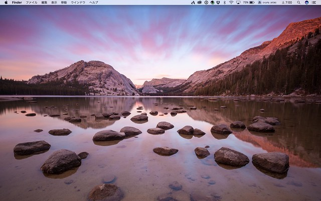 Macデスクトップ