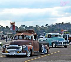 Classic trucks. Classic Pomona.
