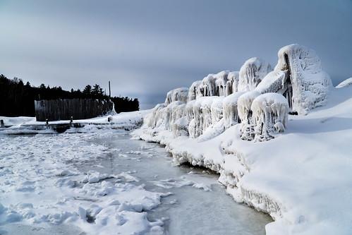 Lake Superior Southern Shore