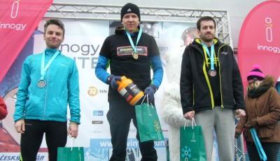 Hradecký Winter Run pro Vandrovce a Brýdla