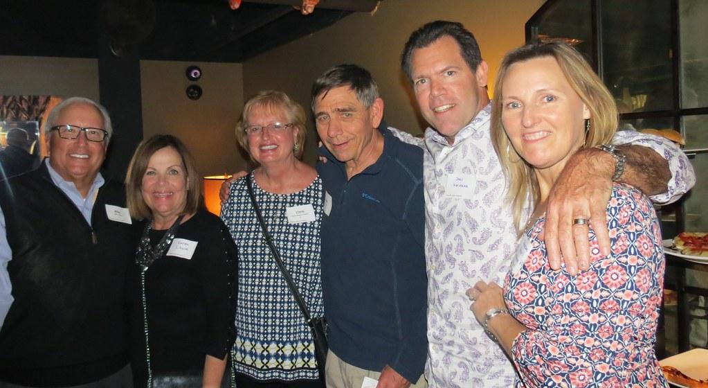 Naples Alumni & Friends Social, 1/27/17