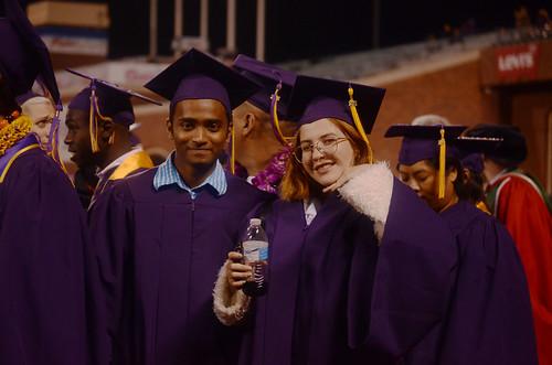 SFSU 2015 Graduation