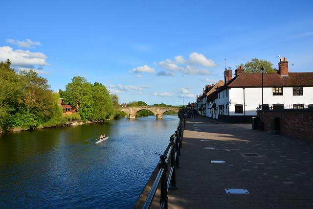 River Severn, Bewdley