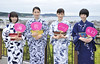 『海街Diary』4姉妹が鎌倉凱旋