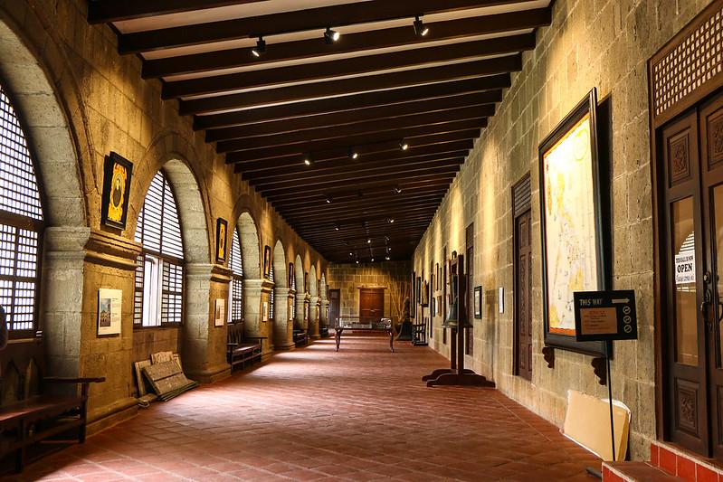 San Agustin Musuem Lobby