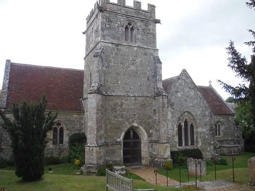 St. Michael, Compton Chamberlayne