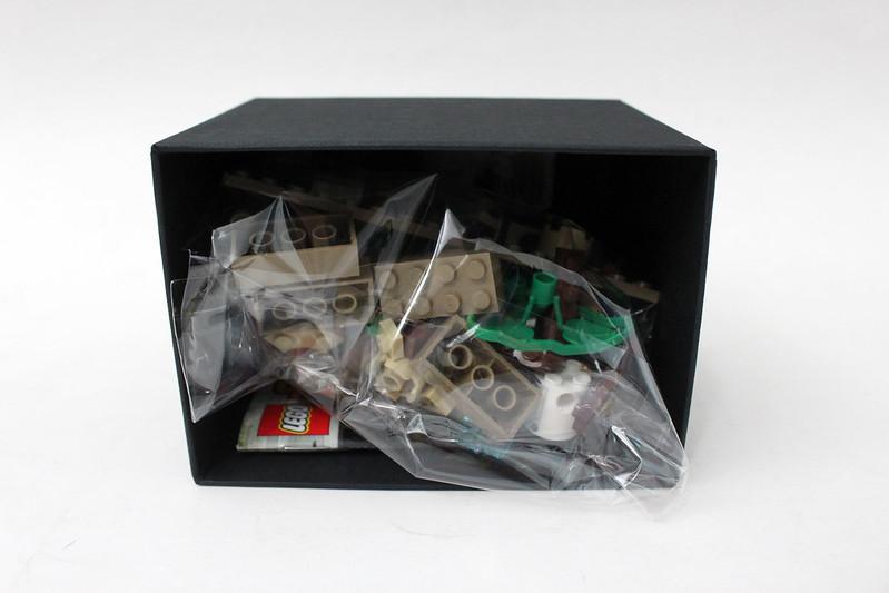 Review - LEGO Star Wars SDCC 2015 Dagobah Mini-Build από Brick Fan 19109073353_f22a8e448d_c