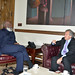 Secretary General Receives Foreign Minister of Belize