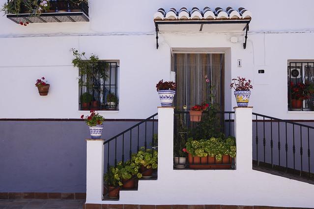 11. Comares, Spain