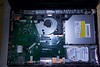 "Inside of the ASUS 15.6"" X551MAV-HCL1201E with 500GB HD"