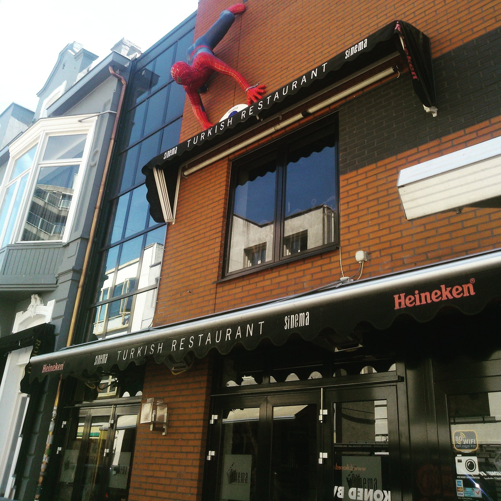 Per le strade di Eindhoven