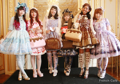 Chocolate Bag Girls