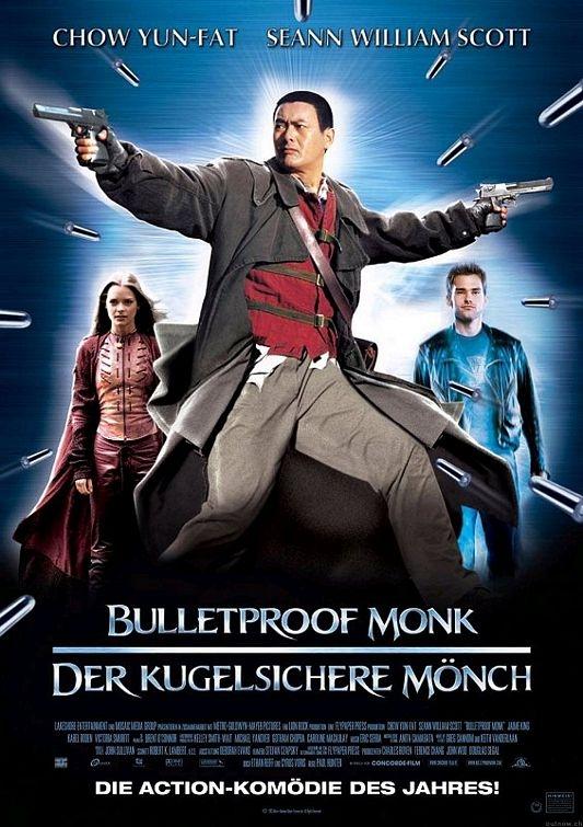 Người Bảo Vệ Kinh Thánh - Bulletproof Monk (2003)