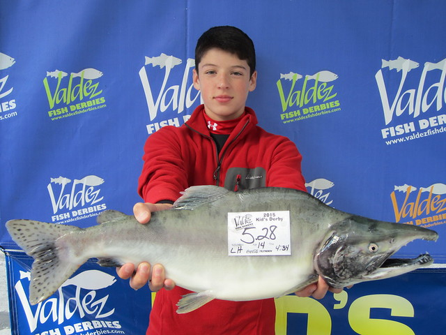 2015 Kids Derby Weigh-In & Event Photos