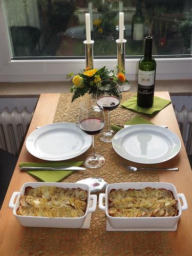 Französischer Lammtopf (Tisch)