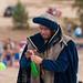 goochelaar Peter Hanssen in  actie