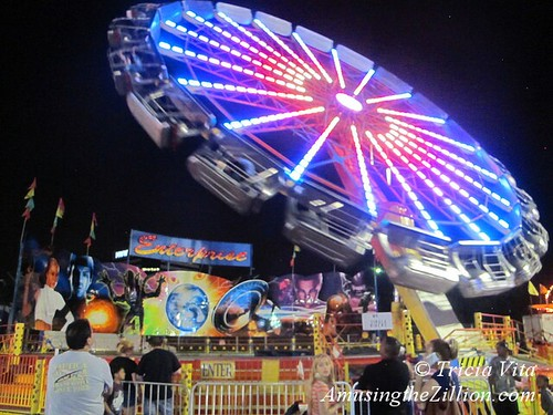 Enterprise at State Fair Meadowlands