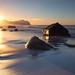vikten beach - sunset by christian.denger