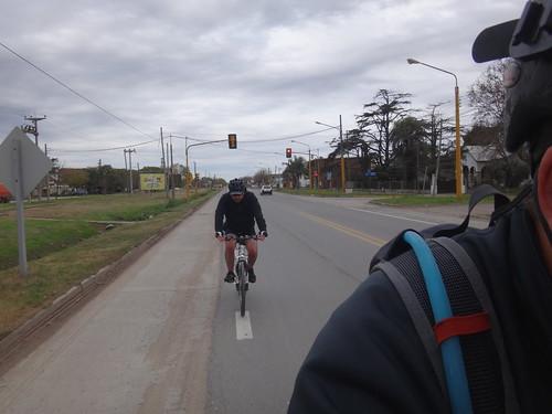Ciclismo - 92,39 km - Salida Timbues - La Ribera - Andino - Aldao (8)