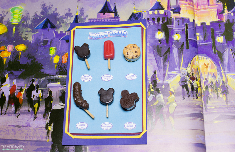 Disney Parks Frozen Treats