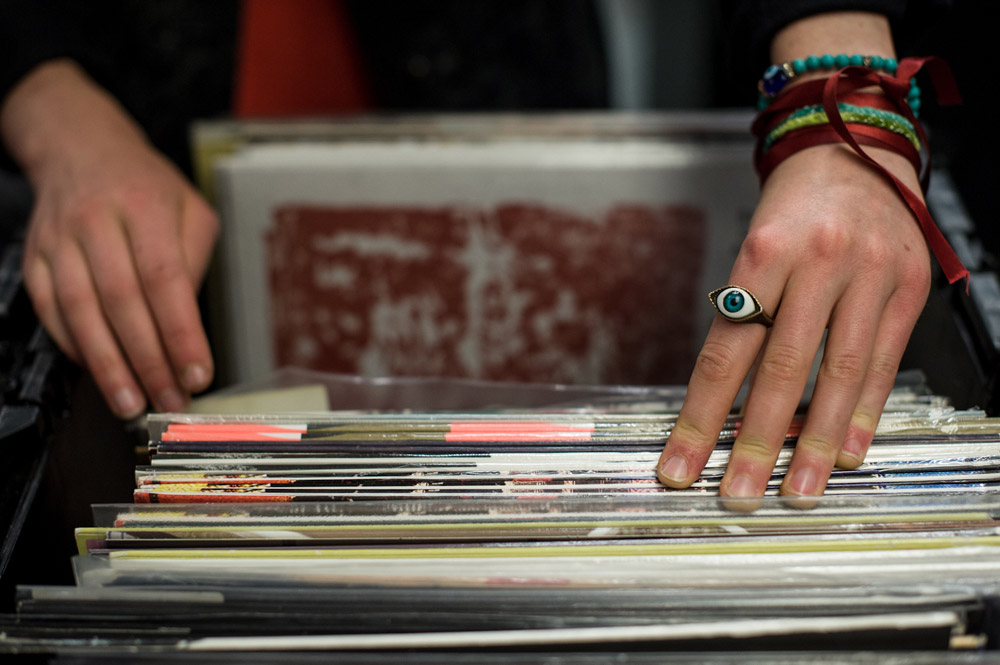 Record Shopping With Rachel Sermanni