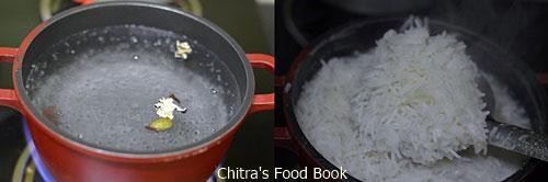 Kofta biryani recipe