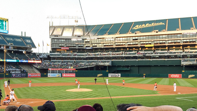 Let's Go Oakland!