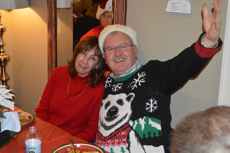 12/16 Christmas Party