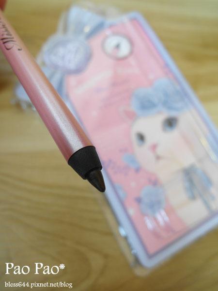 Miss Hana花娜小姐 X CHOO CHOO CAT 不暈染防水眼線膠筆(亮瞳棕)