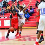 Westwood Varsity girls Basketball vs. A.C. flora 12-13-2016