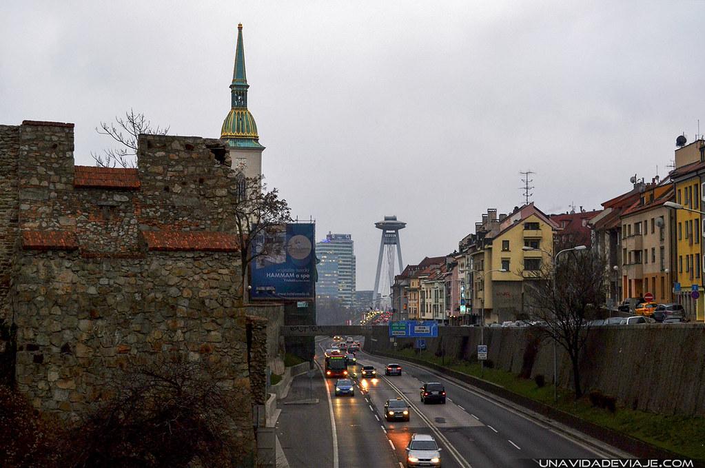 Bratislava puente SNP