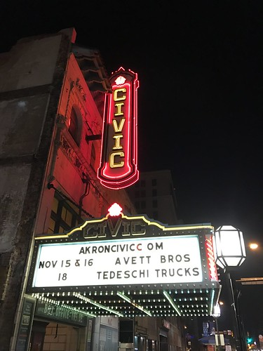 The Avett Brothers (11/16/16)