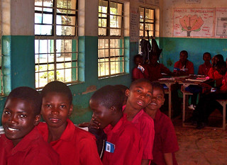 Zambian Classroom