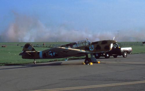Nord Pingouin 1002 (Messerschmitt Bf-108 variant)