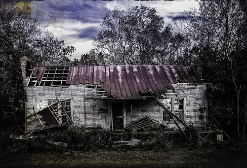 Neglected Home