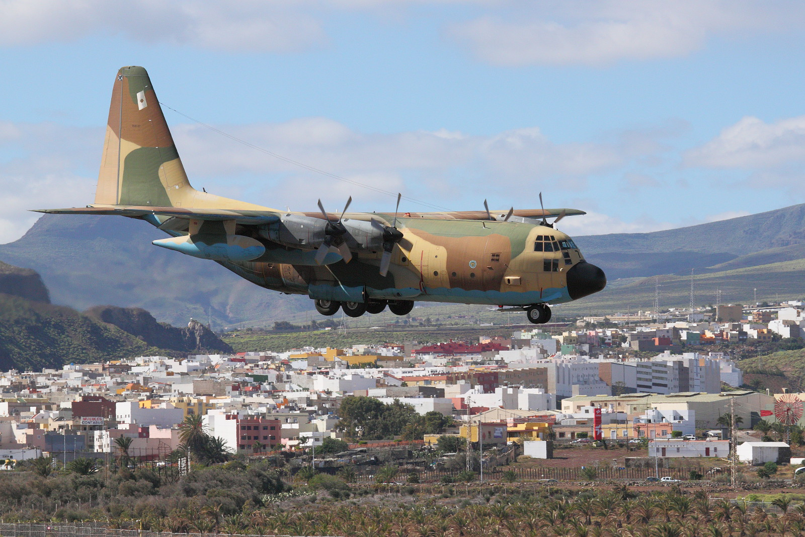 Lockheed C-130 Hércules (T.10/TK.10)