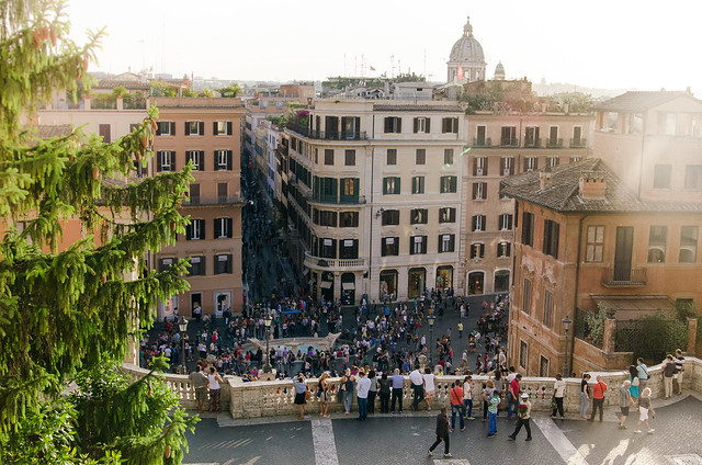20150517-Rome-Top-of-the-Spanish-Steps-0019