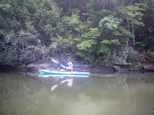 Lake Tugaloo Paddling-010