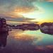 bantry bay sunset1