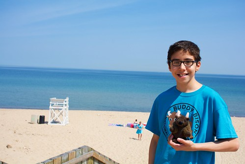 Jose de Diego to Indiana Dunes 2015