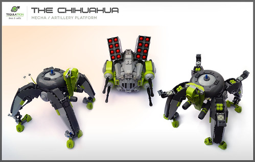 The Chihuahua - DA2 - Modularity